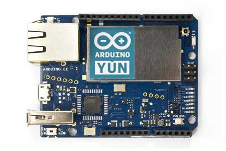 Impressions on the Arduino Yun