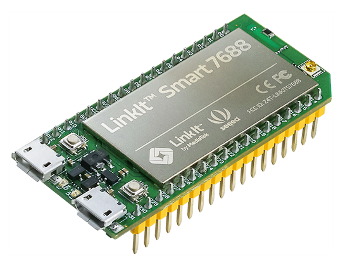 Working with the LinkIt Smart 7688